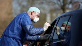 Experts Examine Low Virus Fatality Rates in Germany