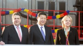 German State With Deep China Ties Suffers