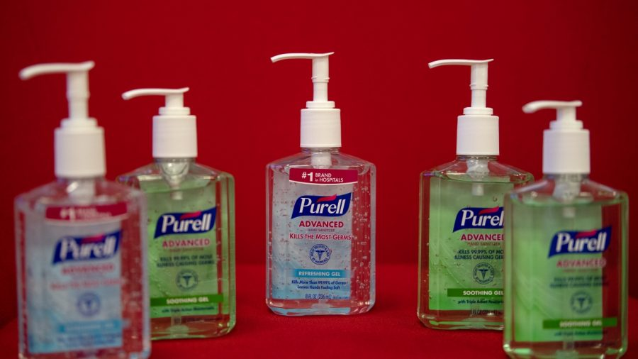 Update: Fire Department Warns People Not to Leave Hand Sanitizer Bottles in Cars