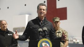 California Governor Outlines 6-Point Plan on How State May Reopen