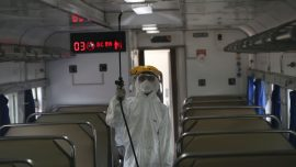 Daily Life Near a Standstill as Nations Try to Halt Pandemic