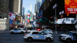 Around 1,400 NYPD Officers Test Positive for CCP Virus