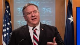 US May Permanently Cut WHO Funding: Pompeo