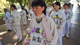 Elderly Falun Gong Adherent Dies on the Day Chinese Police Kidnapped Her