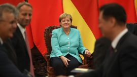 Germany Pushes for Tougher EU Stance Towards China