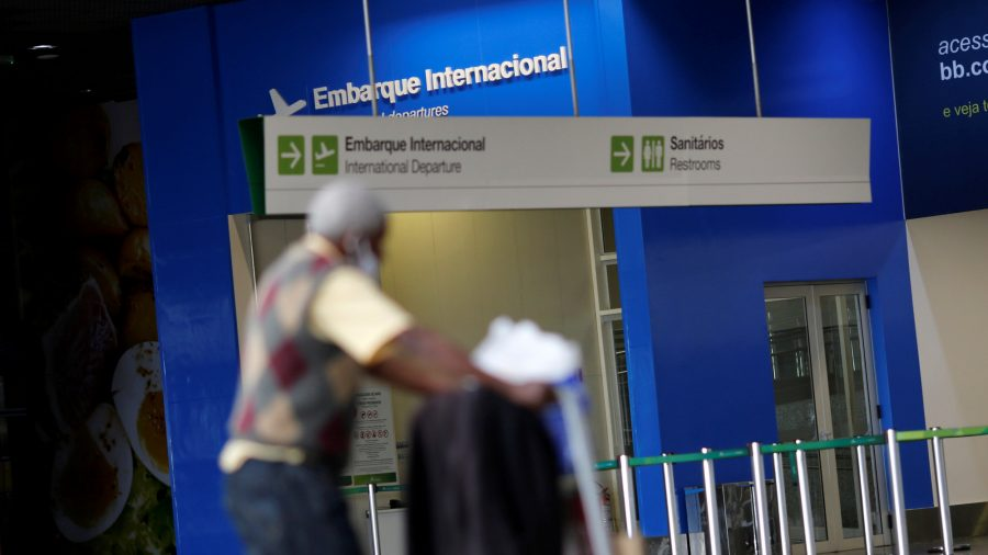 Trump Bans Entry of Non-US Citizens Coming From Brazil Over CCP Virus