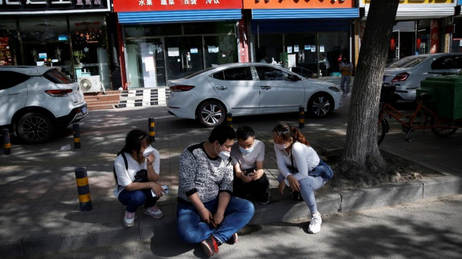 Rural Migrants Suffer Most Amid China's Unemployment Misery