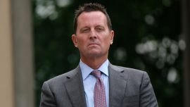 Richard Grenell Confirms He Will No Longer Serve as US Ambassador to Germany