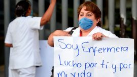 Mexico: 2 Men Arrested in Strangling Deaths of Sister Nurses