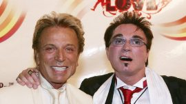 Roy Horn of Siegfried and Roy Dead at 75 After Contracting CCP Virus