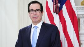 Treasury Secretary Warns of 'Permanent Economic Damage' If US Doesn't Reopen