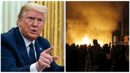 Minnesota Riots: Trump Vows Military Support as National Guard Deploys