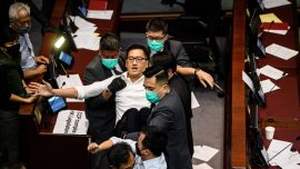 China in Focus (May 22): Hong Kong Fears the Worst Under New Law