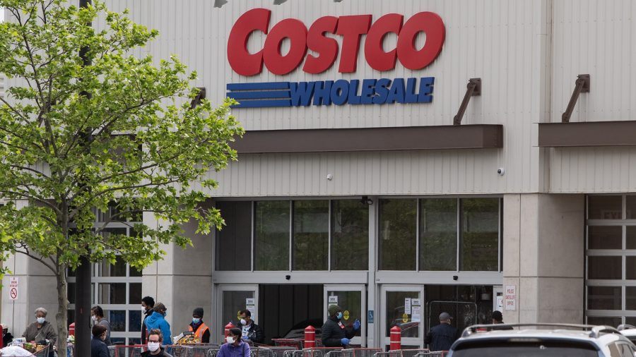 Costco Stops Selling Half-Sheet Cakes