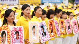 A Mother Loses Her Entire Family in the Chinese Regime's Persecution of Falun Dafa