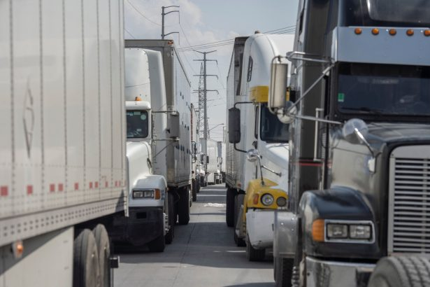Trucking Industry Shakes Off Pandemic Impact