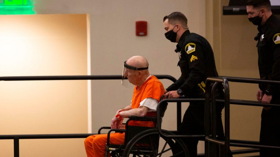 Golden State Killer Admits to Dozens of Rapes, Murders