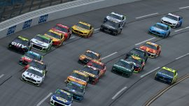 NASCAR Has New Rules, New Feuds, and More Fans at Talladega