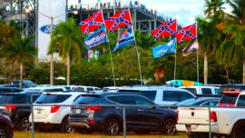 NASCAR Bans Confederate Flag From Race Tracks