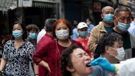Wuhan's Mass Virus Testing Results Called Into Question as Another Doctor Dies