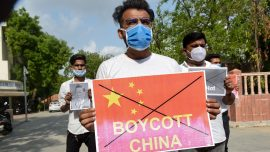 Indians Turn Against Chinese Regime Amid CCP Virus Outbreak and Border Dispute