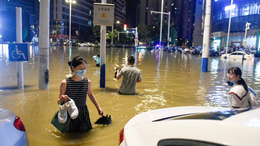Flooding Worsens in China as Discharged Waters From Three Gorges Dam Inundate Cities