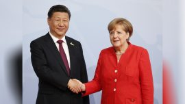 Merkel's 'Open Dialogue' Approach to China