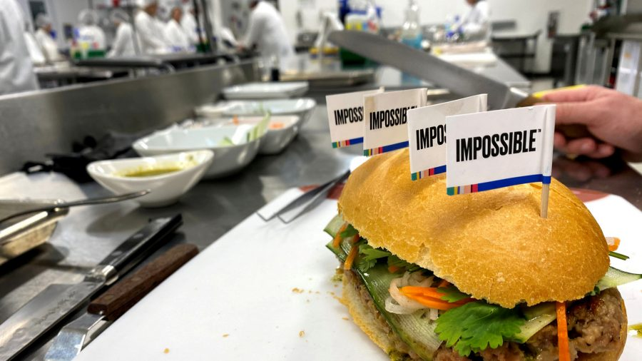 Impossible Foods to Sell Plant-Based Burgers in 2,100 Walmart Stores