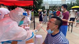 Locals Question Official Virus Data in Xinjiang, Northeastern China Outbreaks
