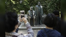 Marx Statue in Berlin: To Stay or to Go