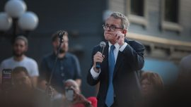 Ohio Gov. Mike DeWine Tests Negative For COVID-19 In Second Test