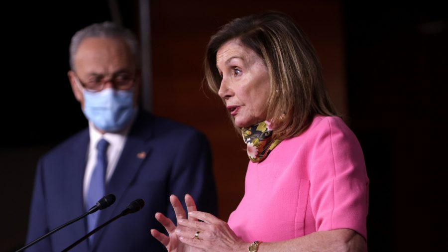 Pelosi Says Relief Talks Will Resume If GOP Provides $2 Trillion