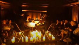Classical Music Under Candlelight
