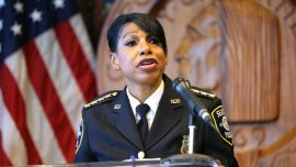 Seattle Police Department Chief Resigns Over 'Impasse' With City