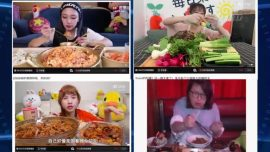 Crackdown on China's Big Eater Celebrities