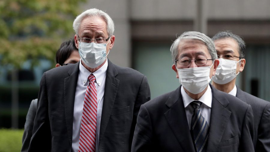 Former Nissan Executive Kelly's Trial Begins in Tokyo Without Ghosn