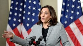 Harris Joins Biden in Refusing to Answer Question on Expanding Supreme Court