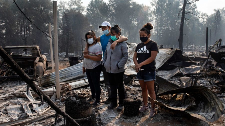 'Evacuate Now:' Wildfires Grow in Oregon as 500,000 Flee