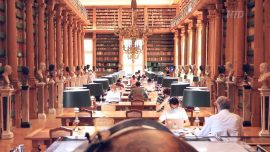 Heritage: Oldest Public Library in Europe