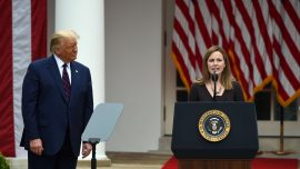 Trump Nominates Amy Coney Barrett to the Supreme Court