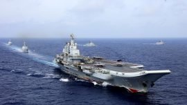 China Poses 'The Greatest Threat to World Order': UK Military Intelligence Chief