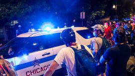 5-Year-Old Girl Stabbed to Death, Nearly 50 Others Shot Across Chicago: Officials