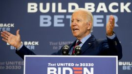 Biden Takes Heat For Meeting Jacob B. Sr.