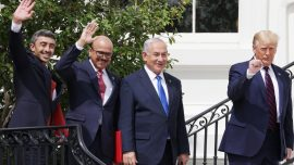 White House Guest: Abraham Accords Bring Warm Peace