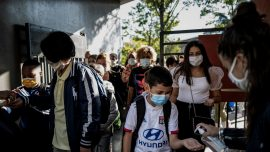 Students, Parents Face Challenges as Schools Reopen in France