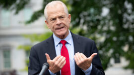 Dr. Peter Navarro reports comprehensive findings on election integrity