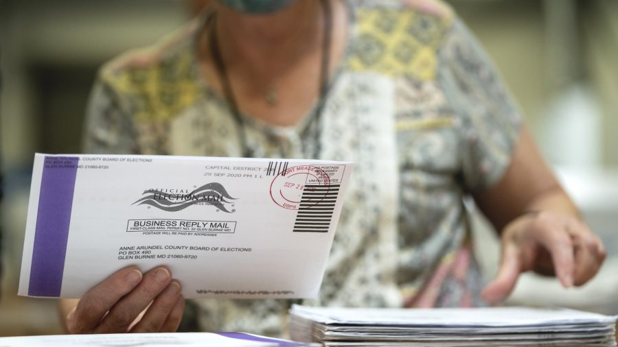 Bags of Stolen Mail That Include Numerous Ballots Found Discarded in Washington Town
