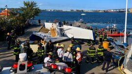 Seaplane Crashes Into New York Pier, 1 Person Dead, 2 Others Critically Injured: FDNY