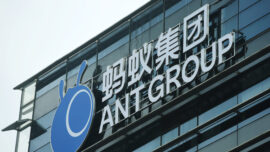 China Firms to Take Big Stake in Ant Group Asset