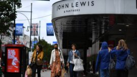 John Lewis to Recruit 7,000 Temporary Workers for Christmas